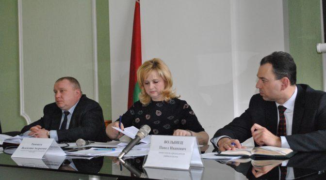 Заседание Совета Брестского районного объединения профсоюзов