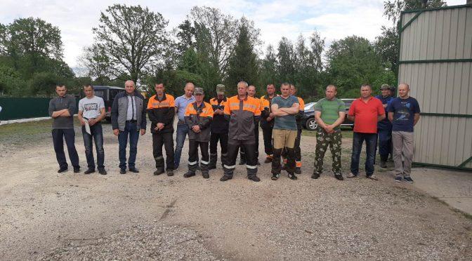 Областные соревнования вальщиков леса «Лесоруб-2019»
