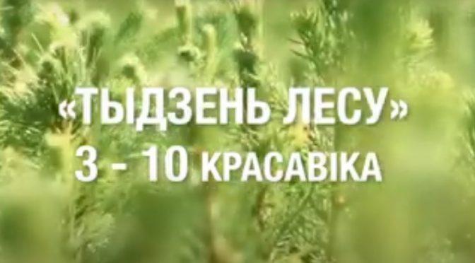 """Республиканская акция """"Неделя леса"""" пройдет с 3 по 10 апреля"""