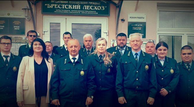 Поздравляем Полоцкий государственный лесной колледж со 100-летним юбилеем!